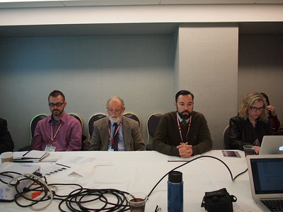 concentrating before the SVA Board meeting begins